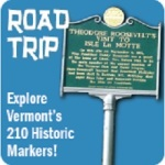 explore vemront's historic markers