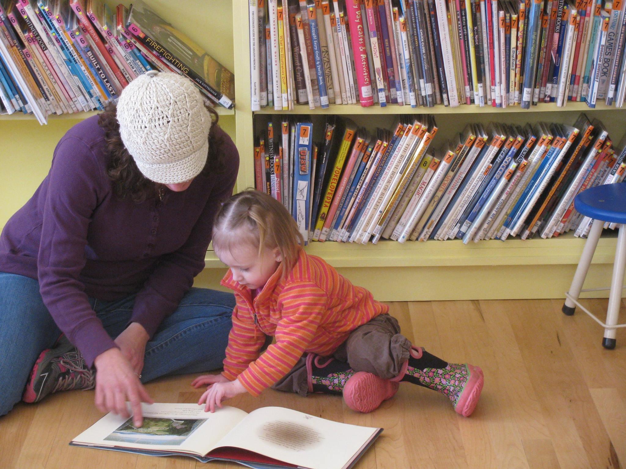Helping children read