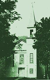 Rochester Public Library original building